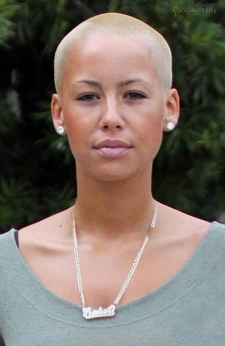 Bald girl dating site