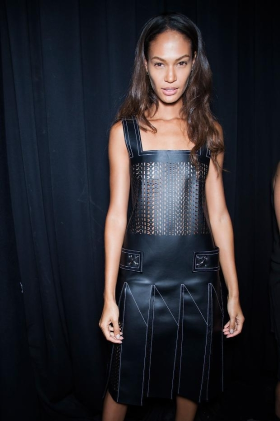 joan-smalls-backstage-at-alexander-wang-spring-2014
